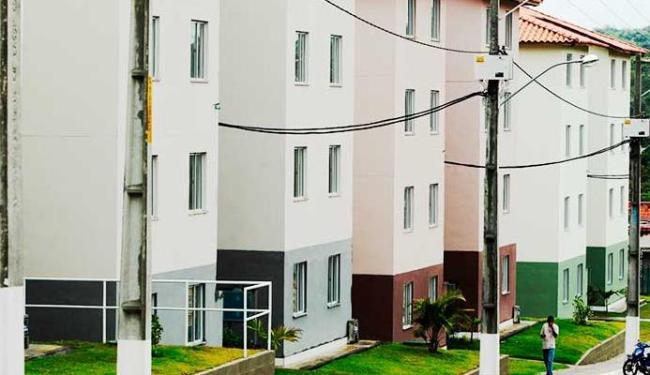 Dilma tinha traçado meta de contratar 2 milhões de moradias do Minha Casa Minha Vida até 2018 - Foto: | Ag. A TARDE