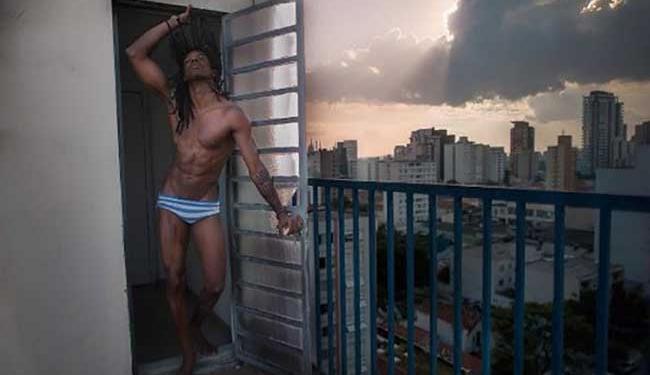 O modelo Rafael Fagundes ficou em 5º lugar no Mister Gay Mundo - Foto: Reprodução   Instagram