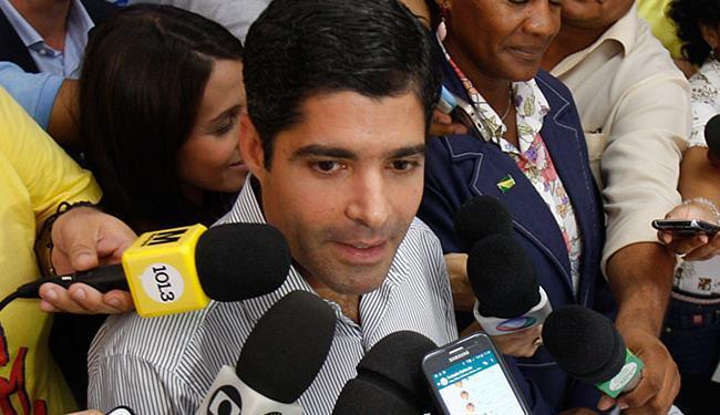 Neto afirma que terá melhor interlocução com o novo governo - Foto: Raul Spinassé l Ag. A TARDE l 12.05.2016