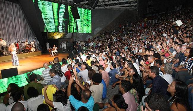 Público lotou a arena, que passou três anos fechada para receber conjunto de intervenções - Foto: Margarida Neide l Ag. A TARDE