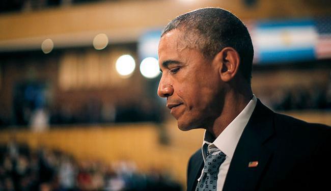 Obama e o estado da Carolina do Norte travam uma batalha judicial - Foto: Carlos Barria   REUTERS