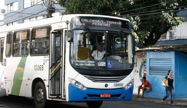 Rodoviários avaliaram que uma paralisação neste momento poderia ter impacto negativo - Foto: Edilson Lima / Ag. A Tarde