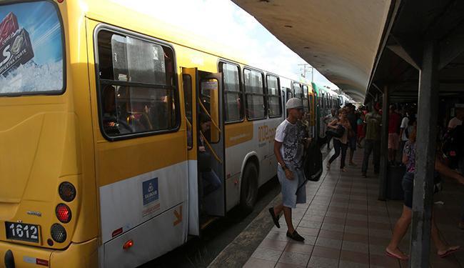 Usuário poderá enfrentar greve dos rodoviários - Foto: Xando P. | Ag. A TARDE