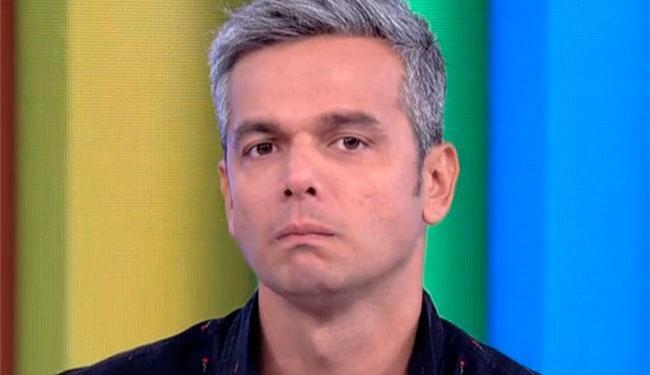 Otaviano disse não aceitar ser chamado de preconceituoso - Foto: Reprodução | TV Globo