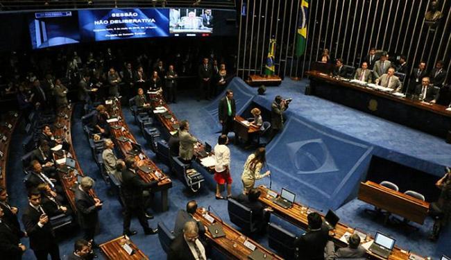 Impeachment, se aprovado pelos senadores, dará início a gestão de Michel Temer - Foto: Charles Sholl l Estadão Conteúdo