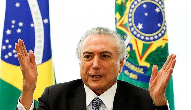 O presidente interino voltou atrás após inúmeras críticas pelo fim da pasta da Cultura - Foto: Marcelo Camargo | Agência Brasil