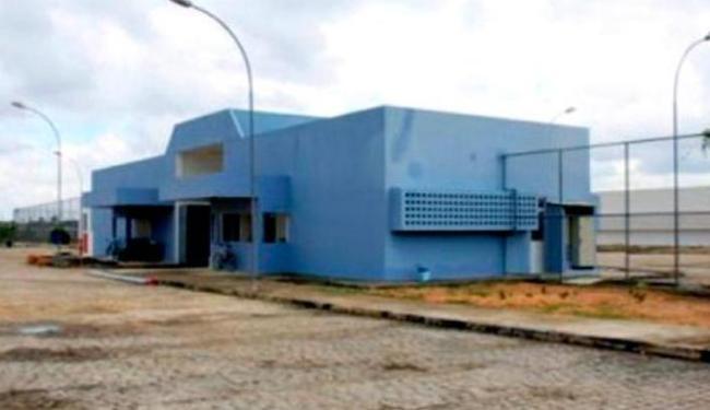 Presídio em Eunápolis, onde a gestante tentou entrar com droga e celular - Foto: Reprodução | Site Radar 64