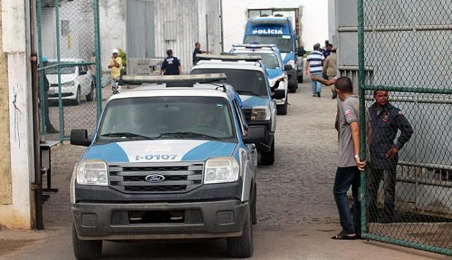 A remoção visa disciplinar a conduta dos internos - Foto: Luiz Tito | Ag. A TARDE