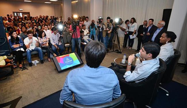 Projeto foi lançado nesta segunda-feira, 23, pelo prefeito ACM Neto, no Sheraton da Bahia Hotel - Foto: Agecom l Divulgação