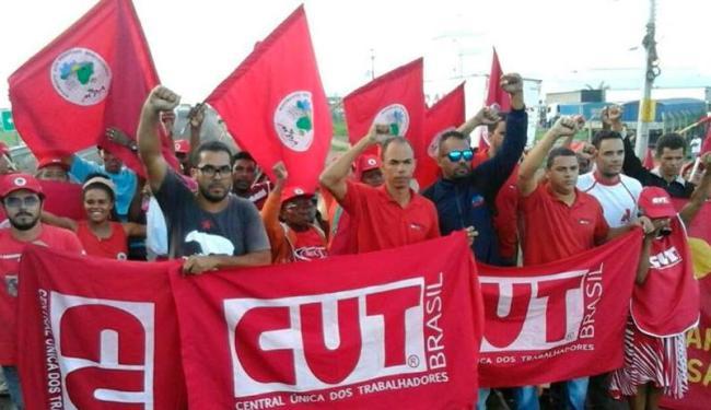 Dia de mobilização contra impeachmento é organizado pela CUT - Foto: Divulgação