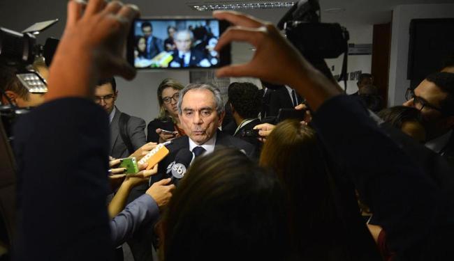 Senador Raimundo Lira não votou - Foto: Antônio Cruz | Ag. Brasil