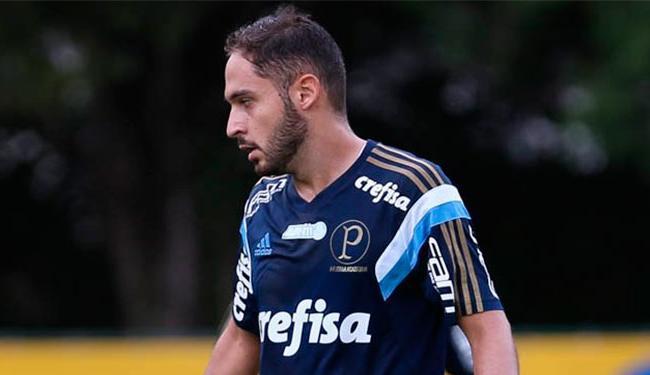 Um dos destaques do Sport em 2015, Régis não se firmou no Palmeiras - Foto: Cesar Greco | Divulgação