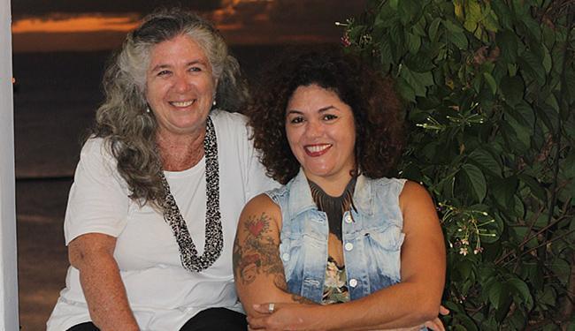 Fernanda Cabrini e Kátia Najara comandam projeto - Foto: Divulgação
