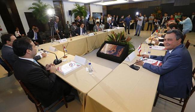 Na Carta de Maceió governadores defendem autorização para contratação de novas operações de crédito - Foto: Márcio Ferreira l Agência Alagoas
