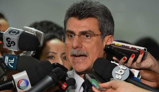 Romero Jucá, ministro do Planejamento de Temer, responde inquérito da Lava Jato - Foto: Valter Campanato / ABr Data: 23/05/2013