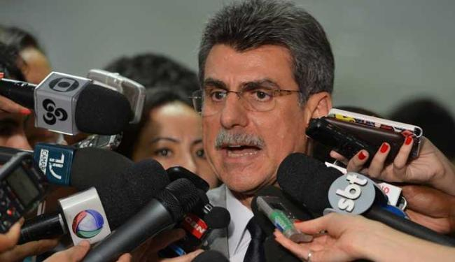 Romero Jucá é alvo de seis inquéritos no STF - Foto: Valter Campanato / ABr Data: 23/05/2013