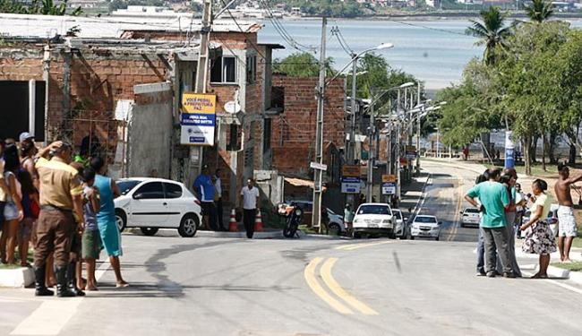 Rua Doutor Eduardo Dotto era de chão batido e passou por total requalificação - Foto: Edilson Lima l Ag. A TARDE