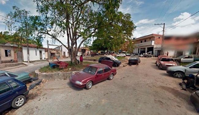 Crime aconteceu na rua São Lázaro, em Candeias - Foto: Reprodução | Google Street View