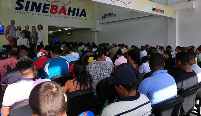 Na RMS, o total de desempregados foi de 439 mil pessoas - Foto: Edilson Lima | Ag. A TARDE