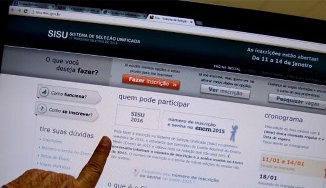 As inscrições abriram nesta segunda-feira, 30, e vão até 2 de junho - Foto: Elza Fiuza | Agência Brasil