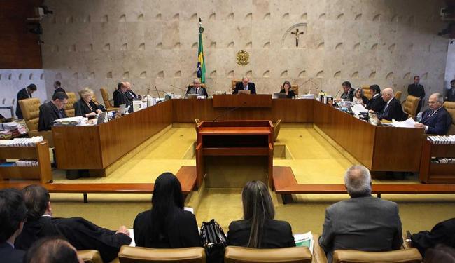 Ministro Teori Zavascki determinou a suspensão do mandato de Eduardo Cunha - Foto: Nelson Jr.  SCO   STF