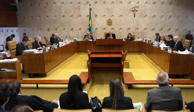 A PGR considerou que Renan recebeu propina pela construtora Mendes Júnior - Foto: Nelson Jr.| SCO | STF