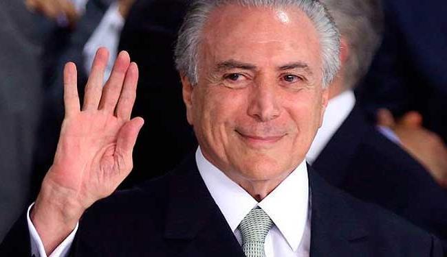 Oposição a Michel Temer tenta adiar a análise do afastamento de Dilma - Foto: Presidência da República