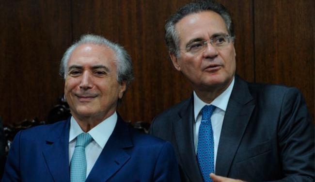 Temer e Renan eram desafetos dentro do PMDB - Foto: Fábio Rodrigues Pozzebom | Agência Brasil