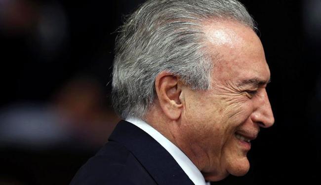 Temer pretende discutir as primeiras medidas do governo - Foto: Adriano Machado | Agência Reuters