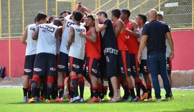 No Brasileirão Sub-20, os dois primeiros colocados de cada grupo passam para a segunda fase - Foto: Divulgação | E.C.Vitória