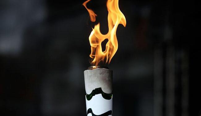 A chama dos Jogos sai de Itacaré e passa pelas cidades de Camamu, Ituberá e dormirá em Valença - Foto: Raul Spinassé | Ag. A TARDE