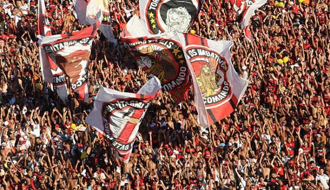 Nos últimos dois Ba-Vis do Barradão, 4 a 1 em 2015, e 2 a 0 neste ano, Leão levou 20 mil torcedores - Foto: Margarida Neide l Ag. A TARDE l 1.05.2016