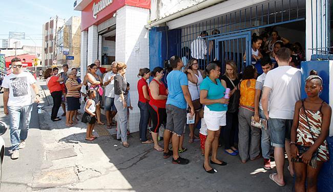 A campanha de vacinação vai até o dia 30 de maio, nos postos de saúde da capital e do interior - Foto: Luciano da Matta l Ag. A TARDE