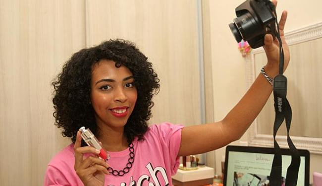 Vanessa Ventura, profissional de RP e dona do blog Belícia - Foto: Adilton Venegeroles l Ag. A TARDE