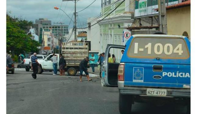 Motociclista morre em acidente de trânsito em Vitória da Conquista - Foto: Blog do Anderson / Divulgação