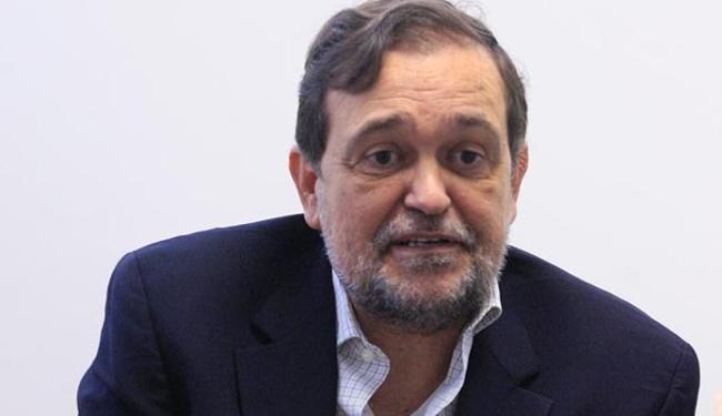 Pinheiro defende antecipação da eleição - Foto: Luciano da Matta   Ag. A TARDE   25.09.2015