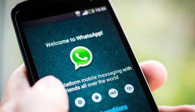 Whatsapp está suspenso desde 14 horas de segunda, 2 - Foto: Divulgação