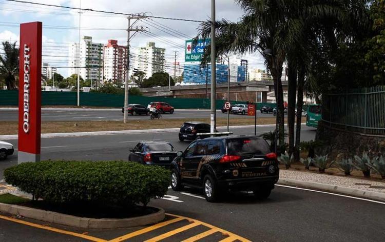 Delação de ex-executivos da Odebrecht revelou pagamento de propinas - Foto: Edislon Lima | Ag. A TARDE