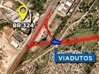 Prefeitura inaugura nova ligação entre Cajazeiras e BR-324 - Foto: Divulgação   Agecom