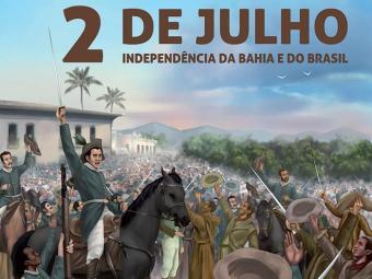 Livro destaca importância do evento pouco abordado nas escolas do país - Foto: Divulgação