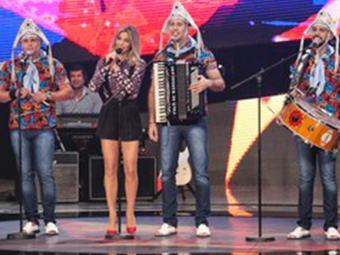 Banda teve 70% dos votos - Foto: Reprodução | TV Globo