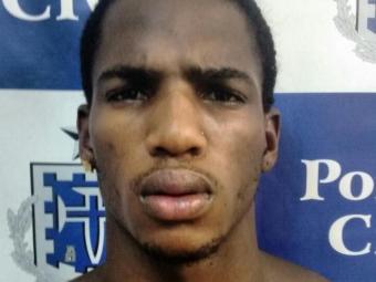 Wellington Gomes Batista foi preso tentando se livrar de celular da vítima - Foto: Divulgação | Polícia Civil