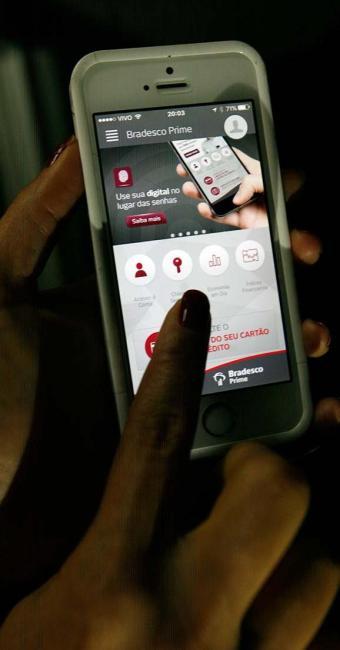 Bradesco também testa tecnologia para que correntistas conversem com o sistema - Foto: Iracema Chequer | Ag. A TARDE