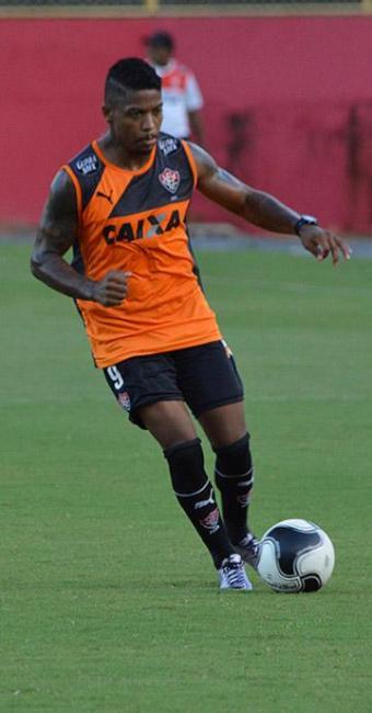 Atacante está recuperado da lesão que o tirou de dois jogos - Foto: Francisco Galvão l EC Vitória