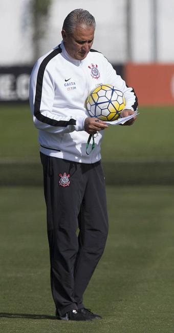 Tite define nesta quarta-feira, 15, se assume a Seleção - Foto: Daniel Augusto Jr. l Ag. Corinthians
