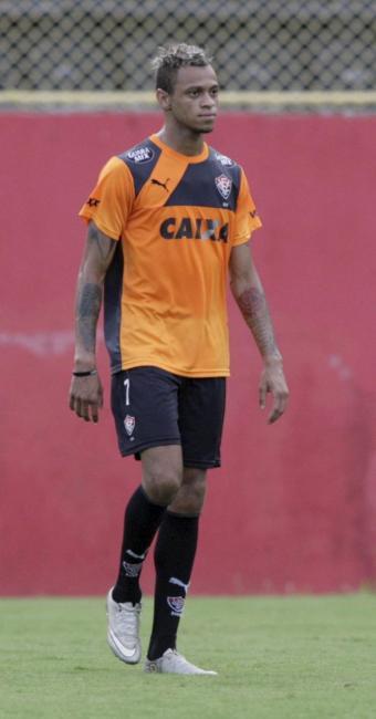 Jogador entrou em acordo o Leão e rescindiu o contrato que iria até final de 2017 - Foto: Adilton Venegeroles   Ag. A TARDE