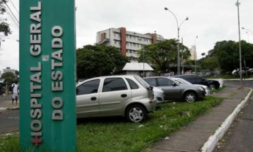 Isaneide Souza Teles estava internada no HGE desde terça - Foto: Adilton Venegeroles | Ag. A TARDE