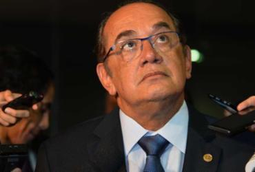 Gilmar será relator de inquérito contra Aécio com base em delação