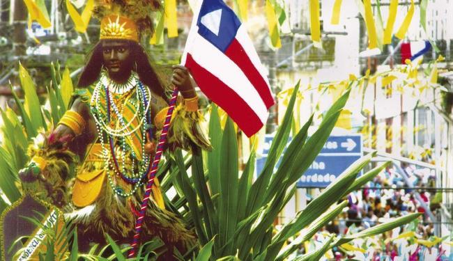A Bahia faz dos índios - o caboclo e a cabocla do 2 de Julho - um de seus símbolos fundamentais - Foto: Bruno Pacheco de Oliveira | Divulgação