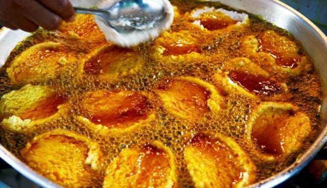 Restaurante paulistano garante que faz acarajé mais rápido e tão bom quanto o da Bahia - Foto: Fernando Vivas | Ag. A TARDE